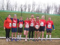 The mighty East London Runners